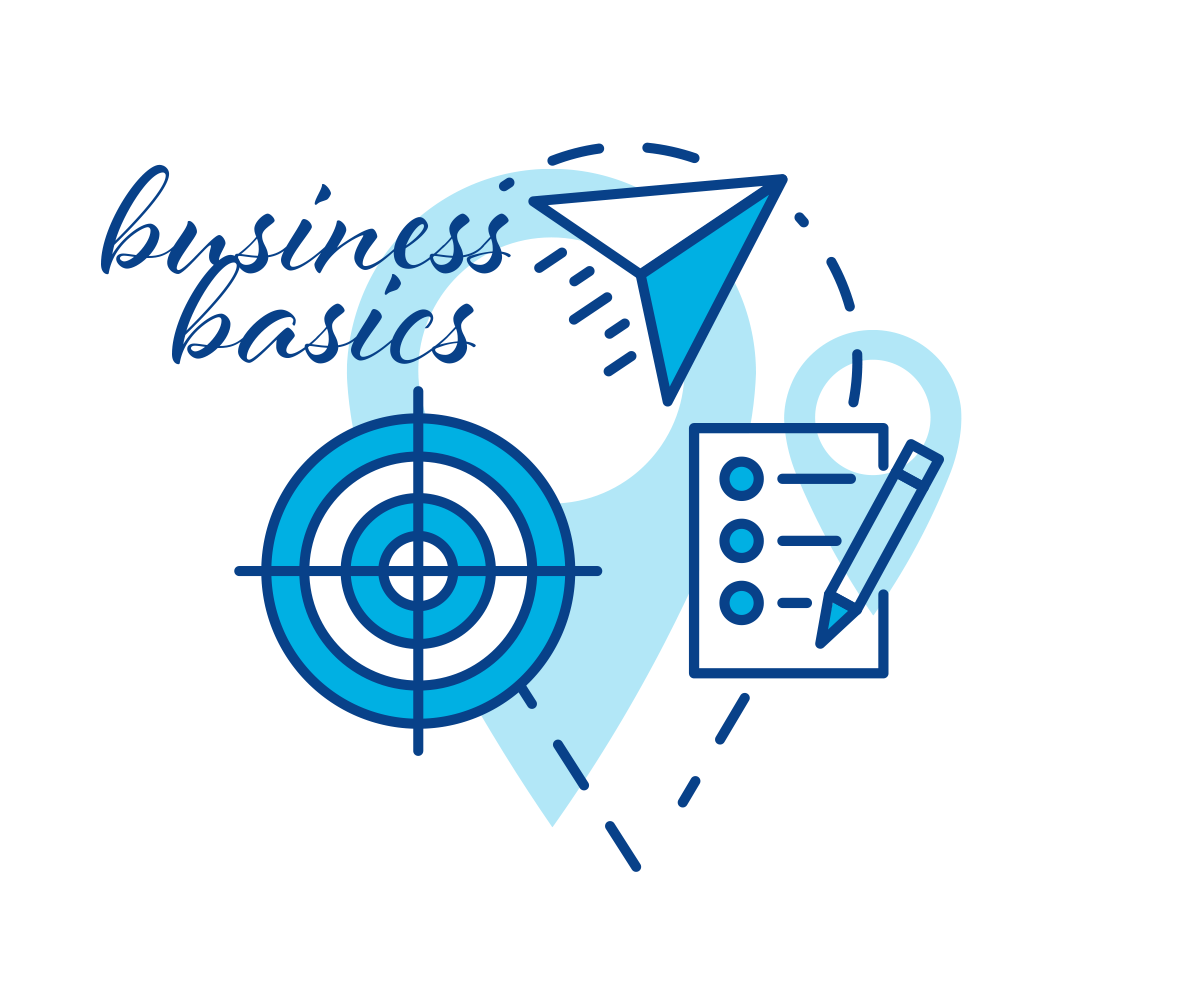 Business Basics Illustration